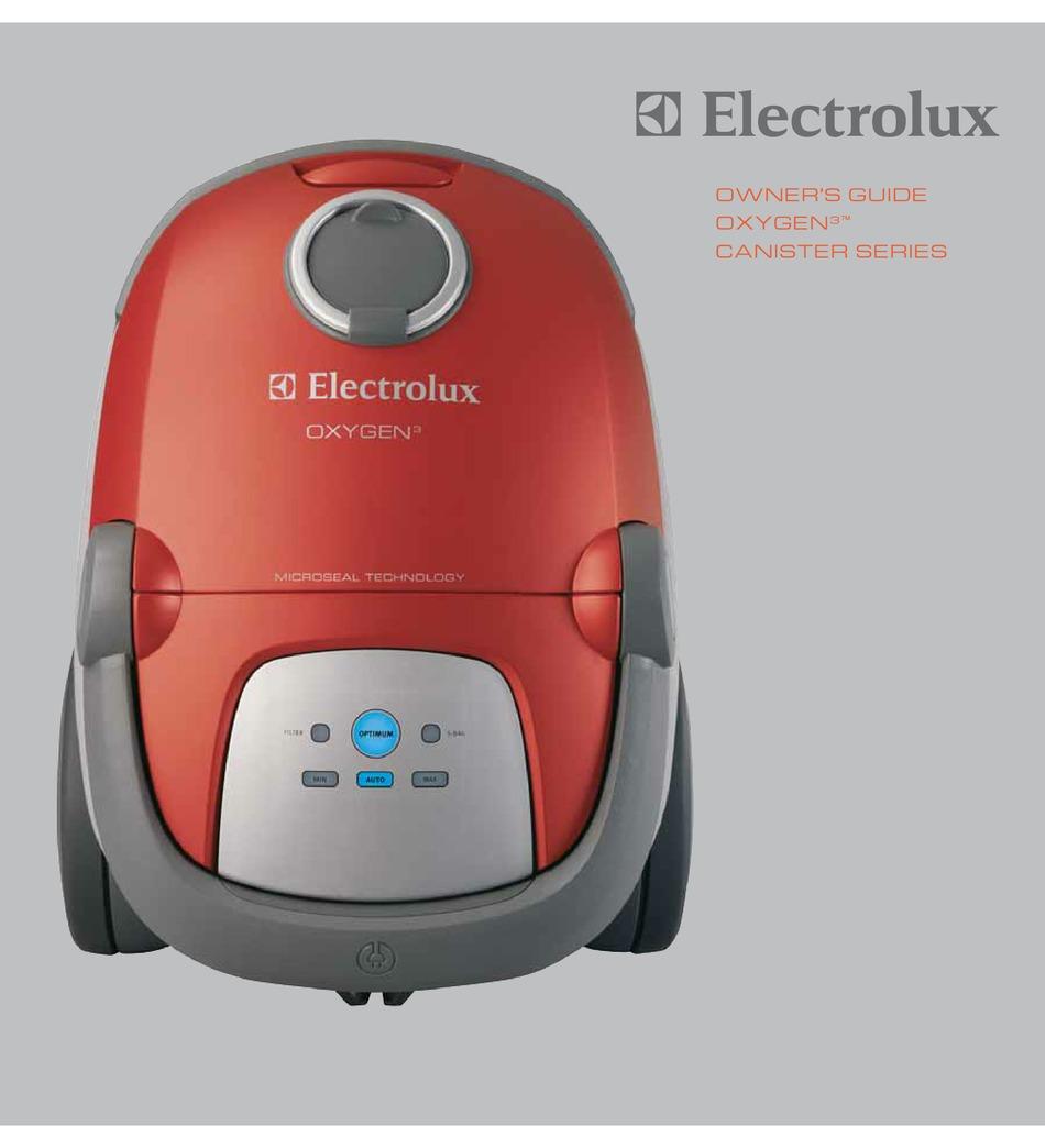 electrolux canister series owner's manual pdf download | manualslib  manualslib
