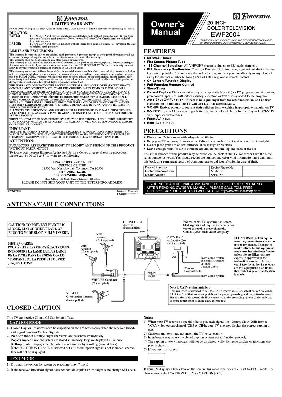 Hopkins Endurance Quick Fix 4 Manual Guide