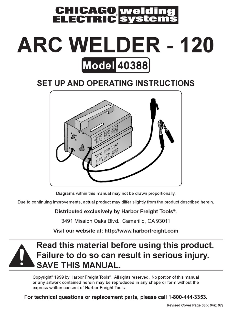 Standard Electrical Set Up Manual Guide