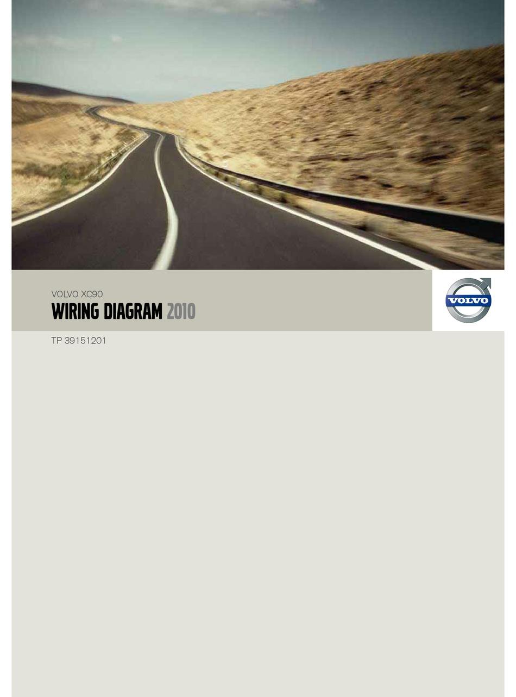 Volvo Xc90 Wiring Diagram Pdf Download Manualslib