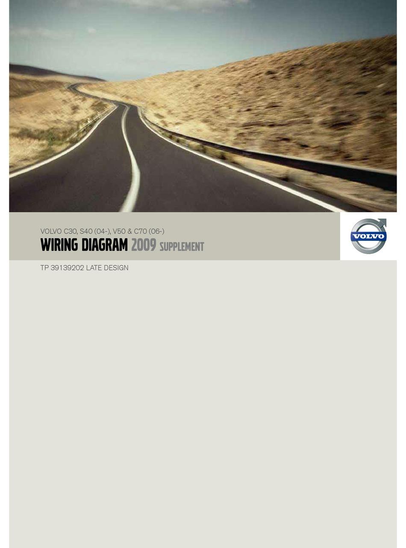 Volvo C30 Wiring Diagram Pdf Download Manualslib