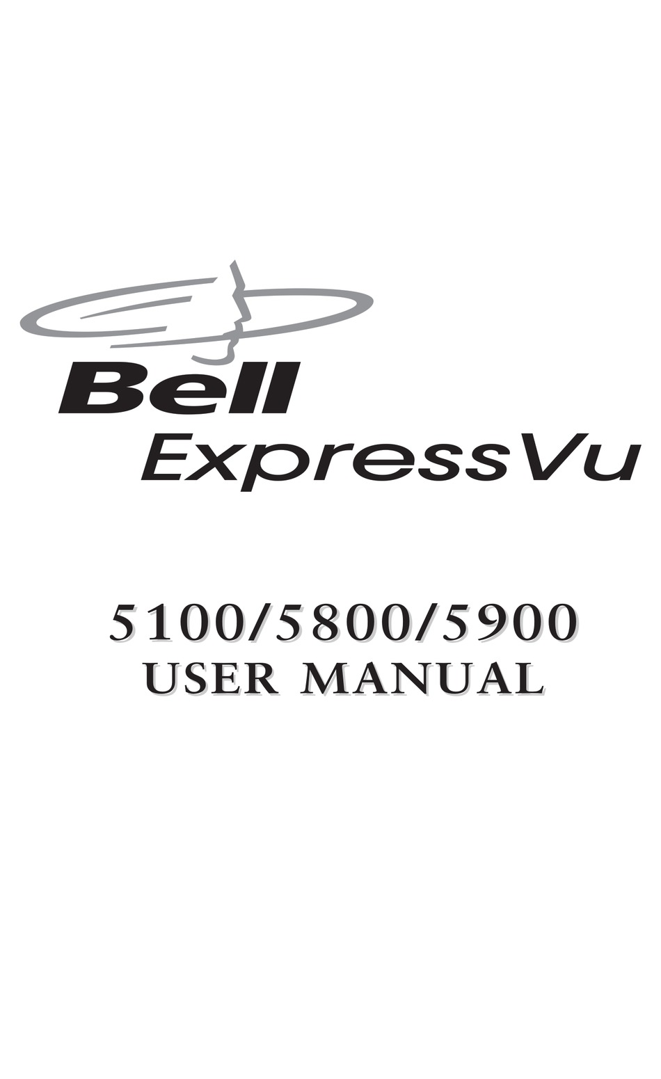 Bell Expressvu 5900 User Manual Pdf