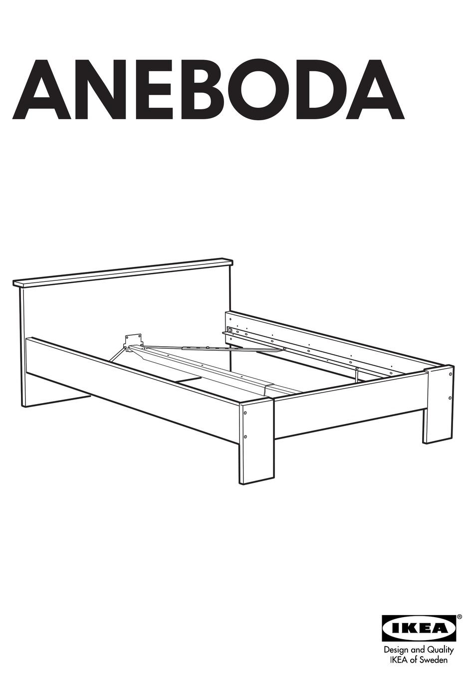 Ikea Aneboda Bed