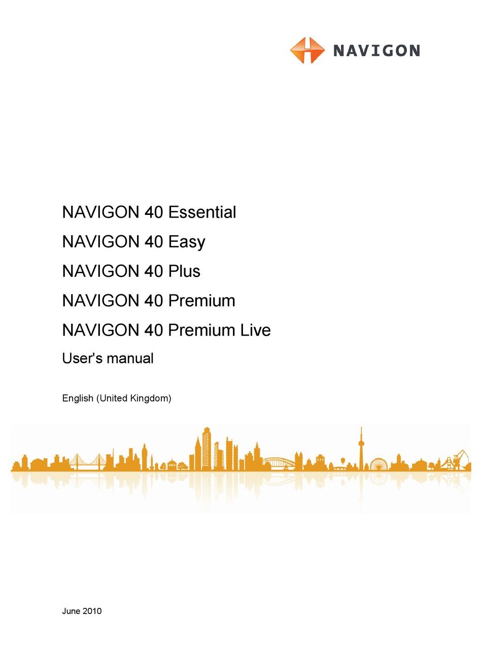 Update navigon 40 plus easy 42 VU+ Software,