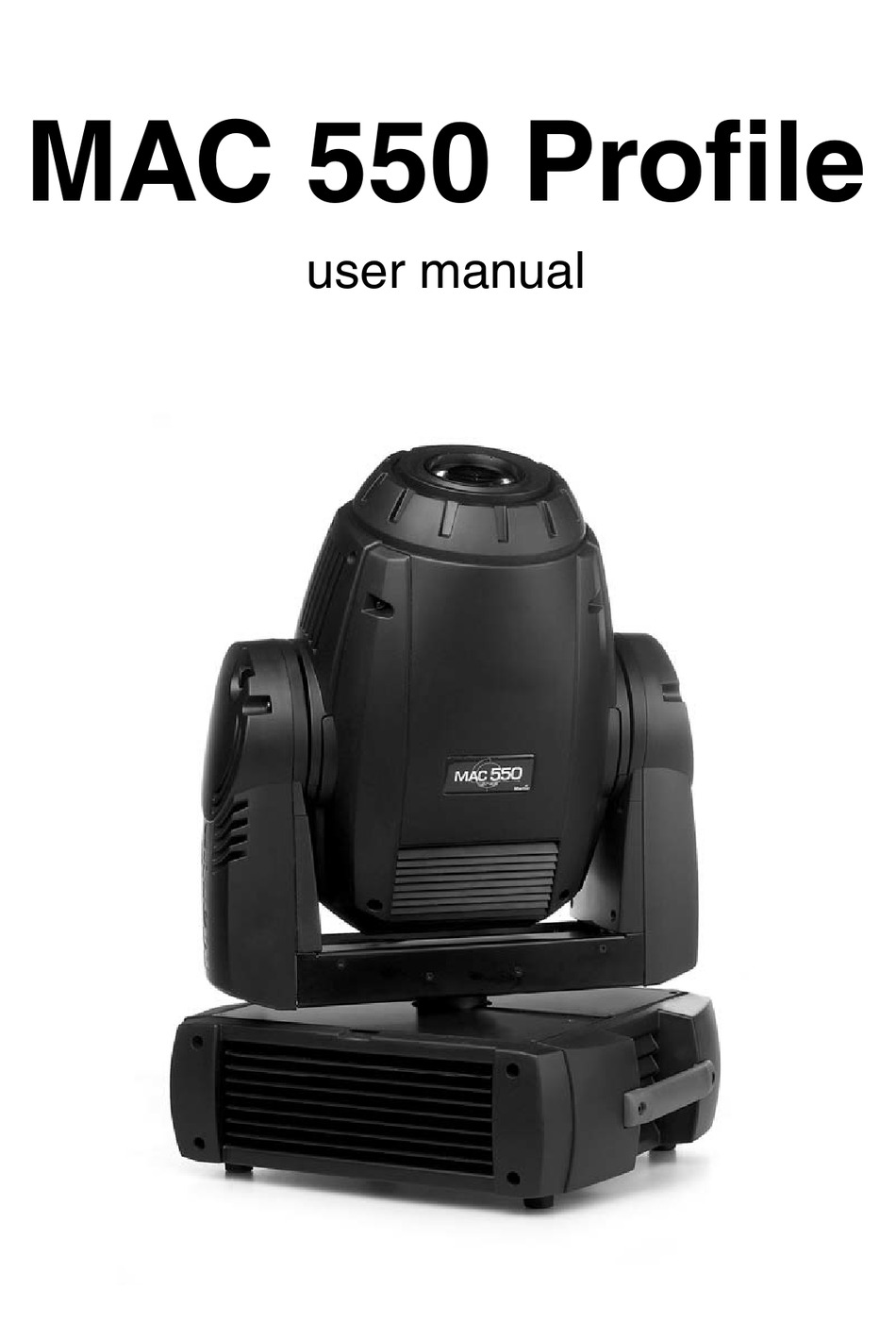 Mac 575 spot manual online