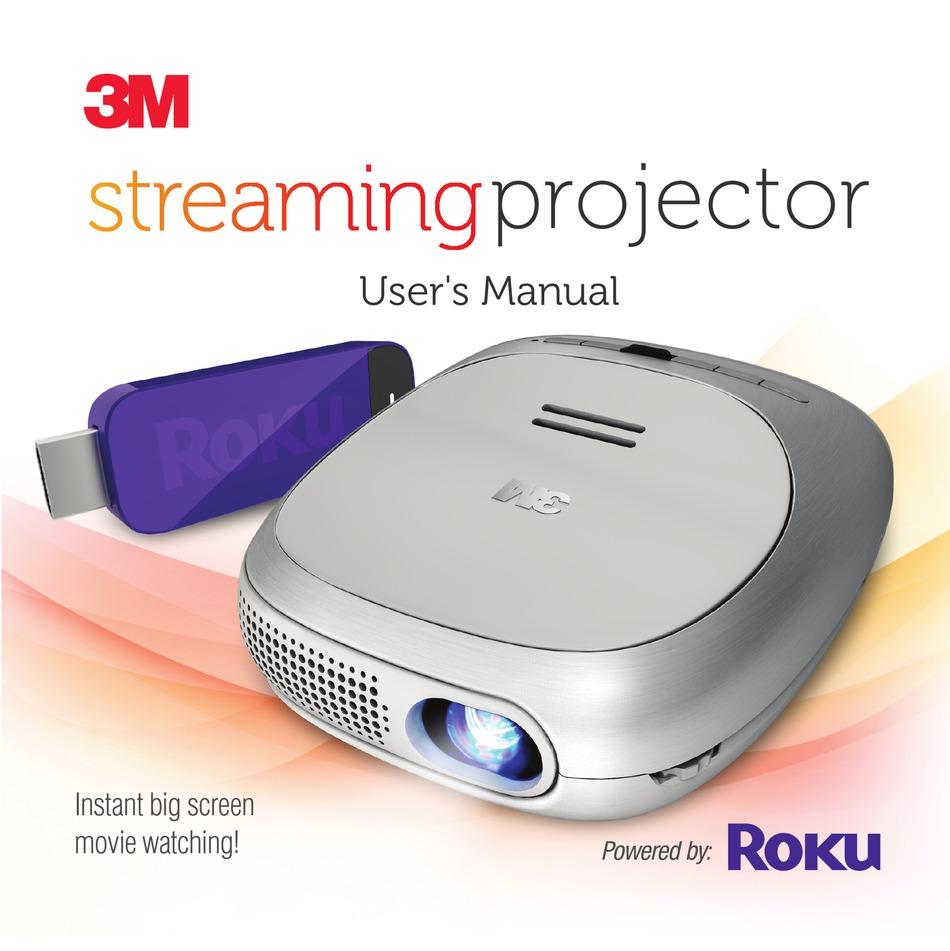 Roku projector onn Onn 720p