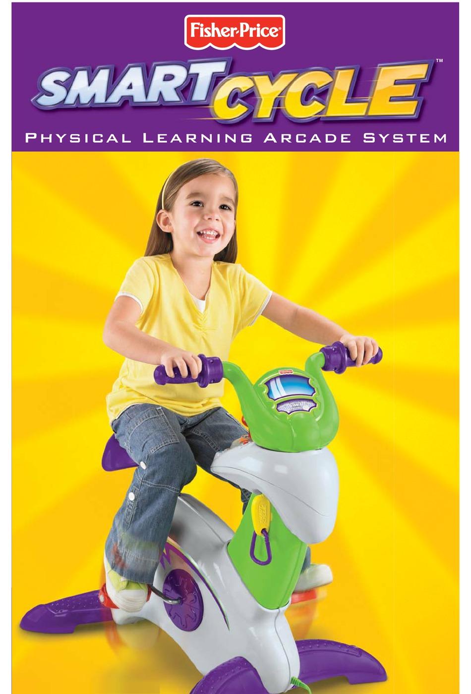 Fisher Price Smart Cycle User Manual Pdf Download Manualslib
