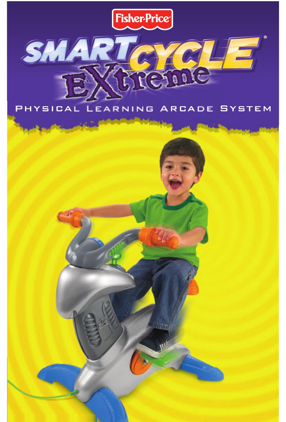 Fisher Price Smart Cycle Extreme Instructions Manual Pdf Download Manualslib