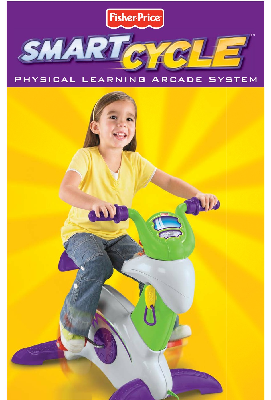 Fisher Price Smart Cycle User Manual Pdf Download Manualslib
