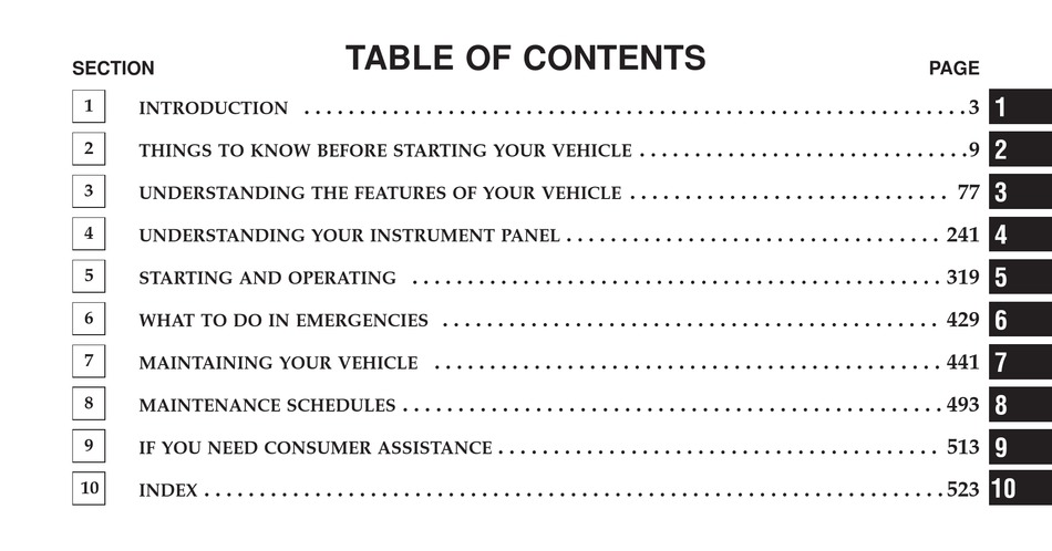 jeep wrangler 2010 owner's manual pdf download | manualslib  manualslib