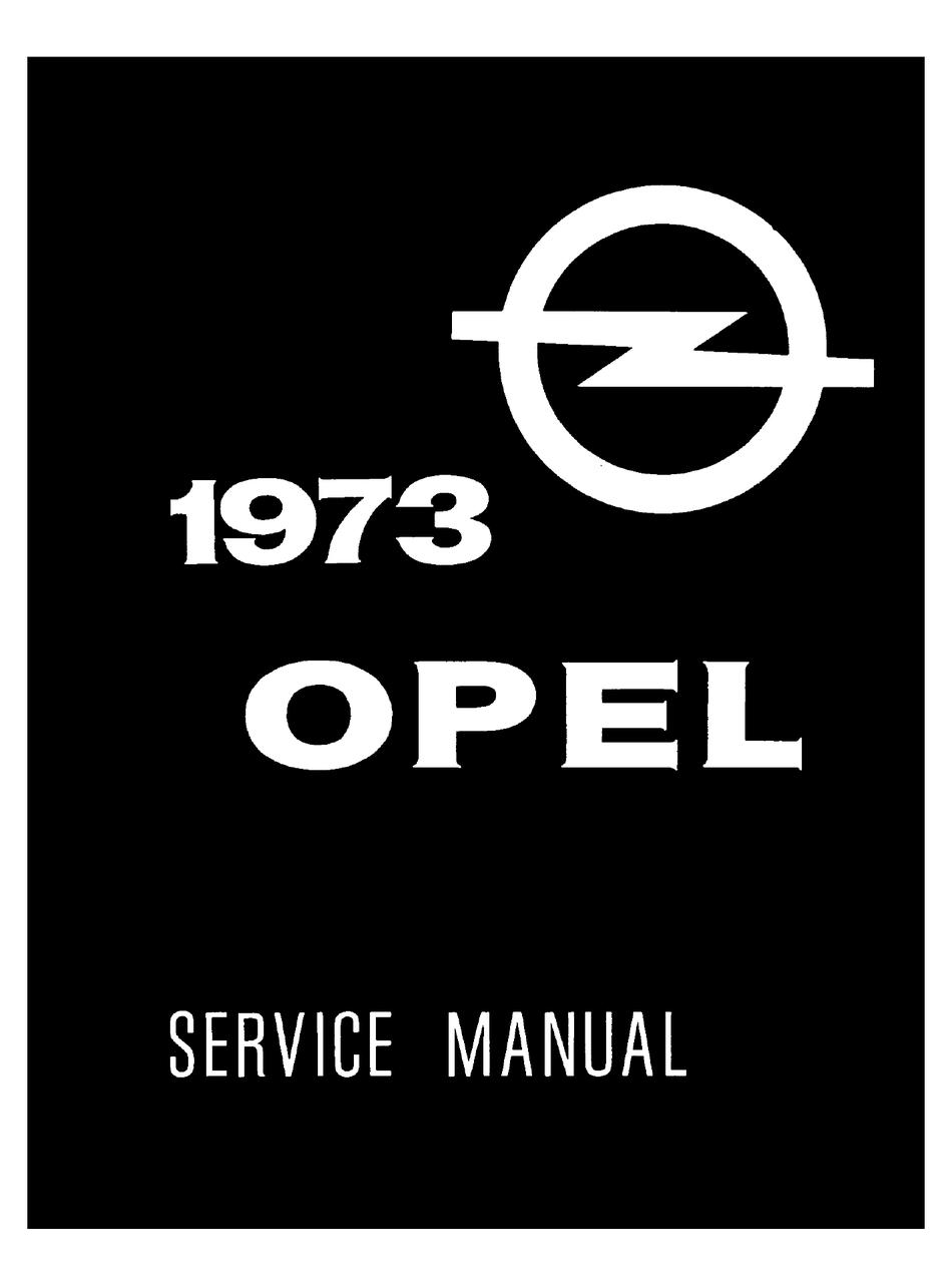 OPEL 40 40 SERVICE MANUAL Pdf Download   ManualsLib