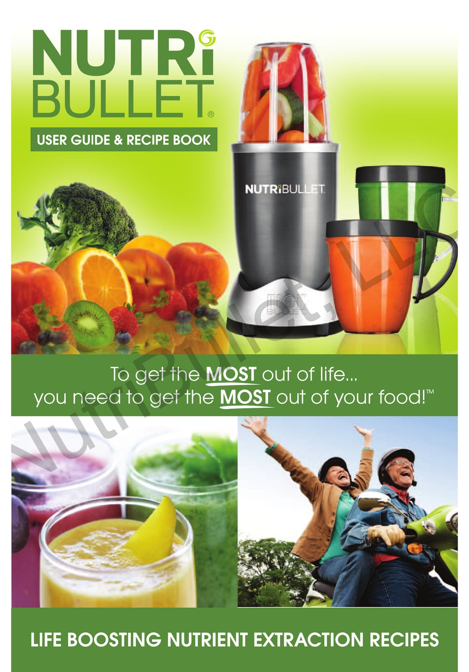 Nutribullet User Manual Pdf Download Manualslib