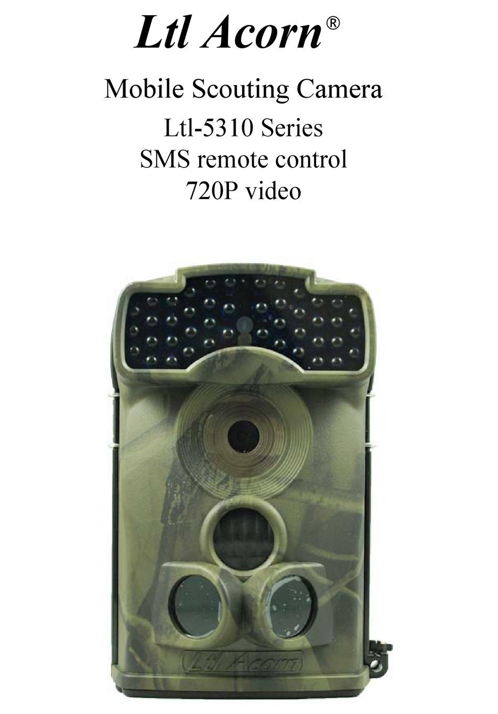 Ltl Acorn Ltl 5310 Series User Manual Pdf Download Manualslib