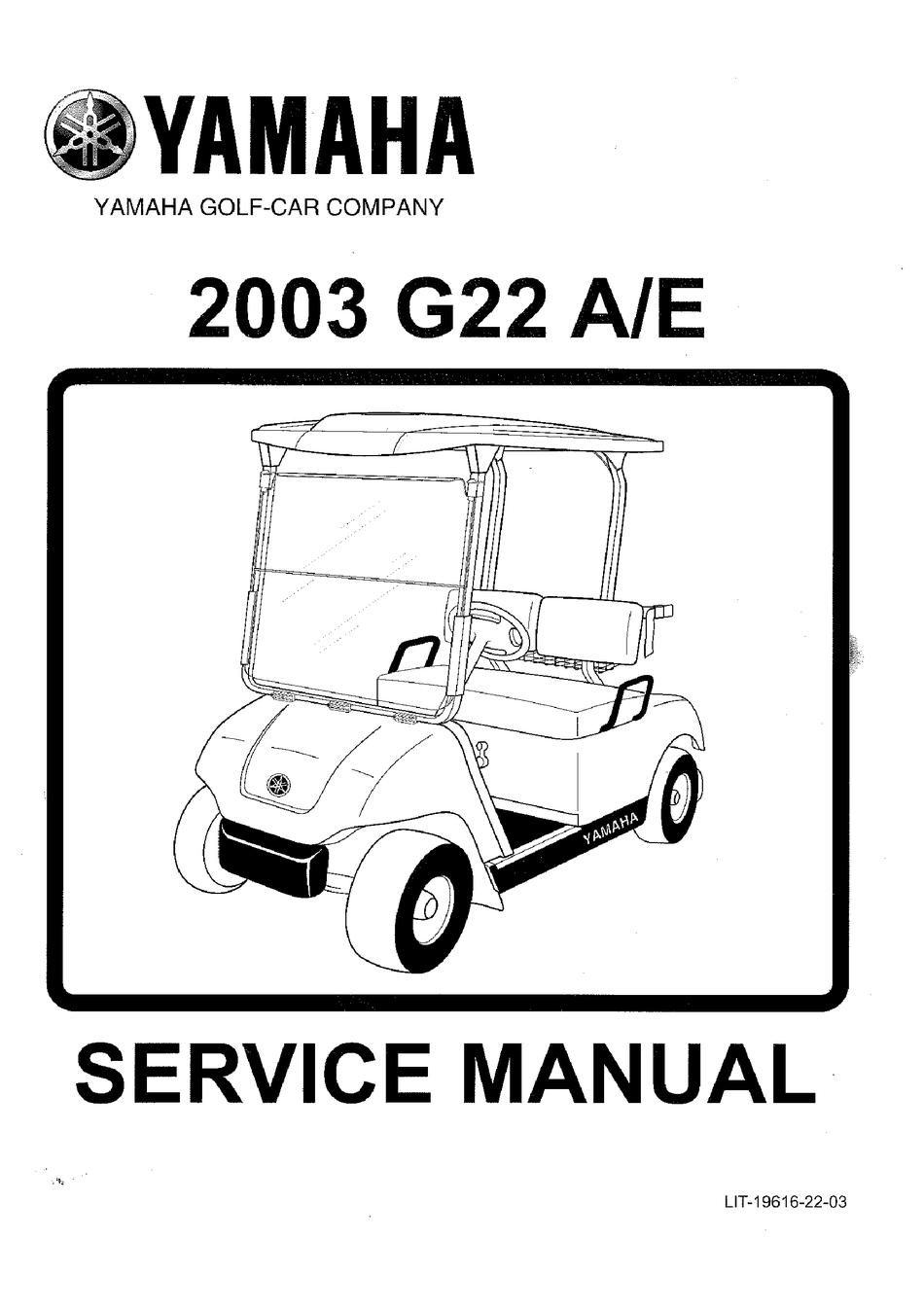 yamaha g22 a/e service manual pdf download | manualslib  manualslib
