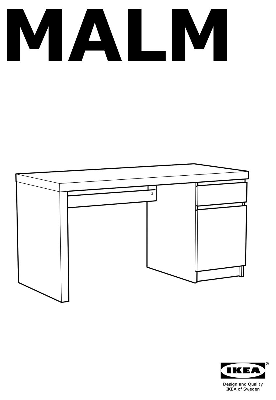 Ikea Malm User Manual Pdf