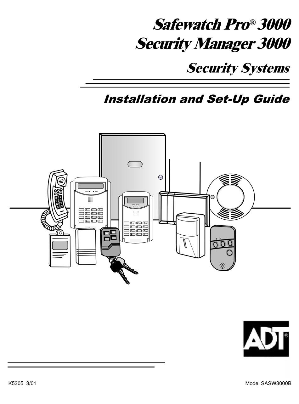 ADT SAFEWATCH PRO 3000 INSTALLATON MANUAL Pdf Download | ManualsLib | Adt Safewatch Pro 3000 Wiring Diagram |  | ManualsLib