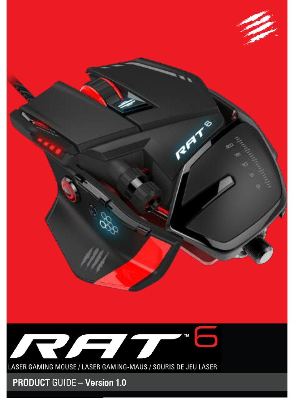 Mad Catz Driver Download for Windows 10