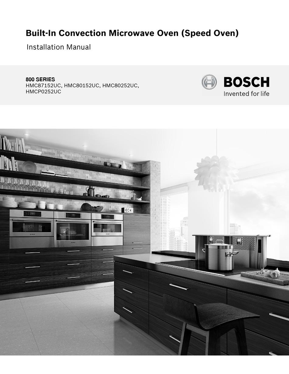 bosch hmc87152uc installation manual