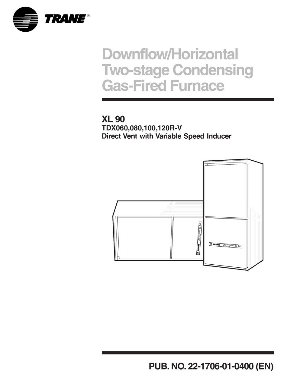 Trane Tdx060r936v Manual Pdf