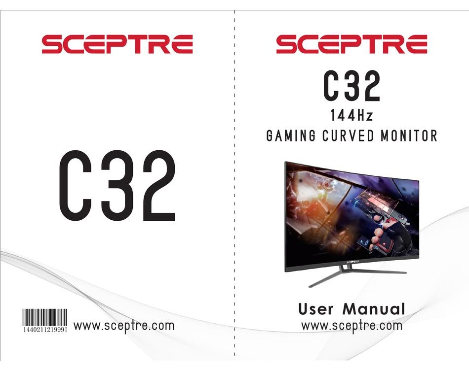 Sceptre C325b 144kn User Manual Pdf Download Manualslib