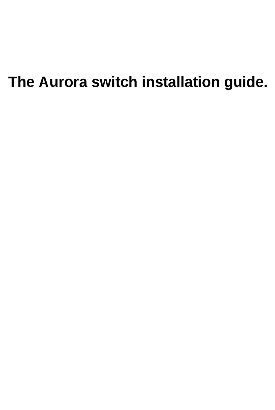 netberg aurora 720