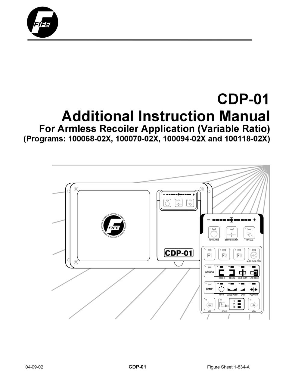 Sonstige Branchen & Produkte Fife 1x CDP-01-MM Signalverstrker ...
