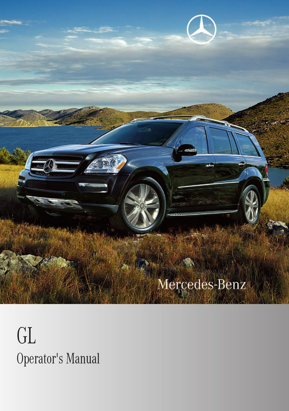 Prospekt Brochure 12.2011 Mercedes-Benz GL-Klasse GL 350 GL 500 ...