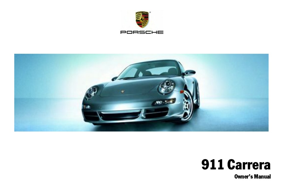 996 Turbo Owners handbook WVK 171 020 00 E//WW /& WVK 173 620 01 PORSCHE The 911