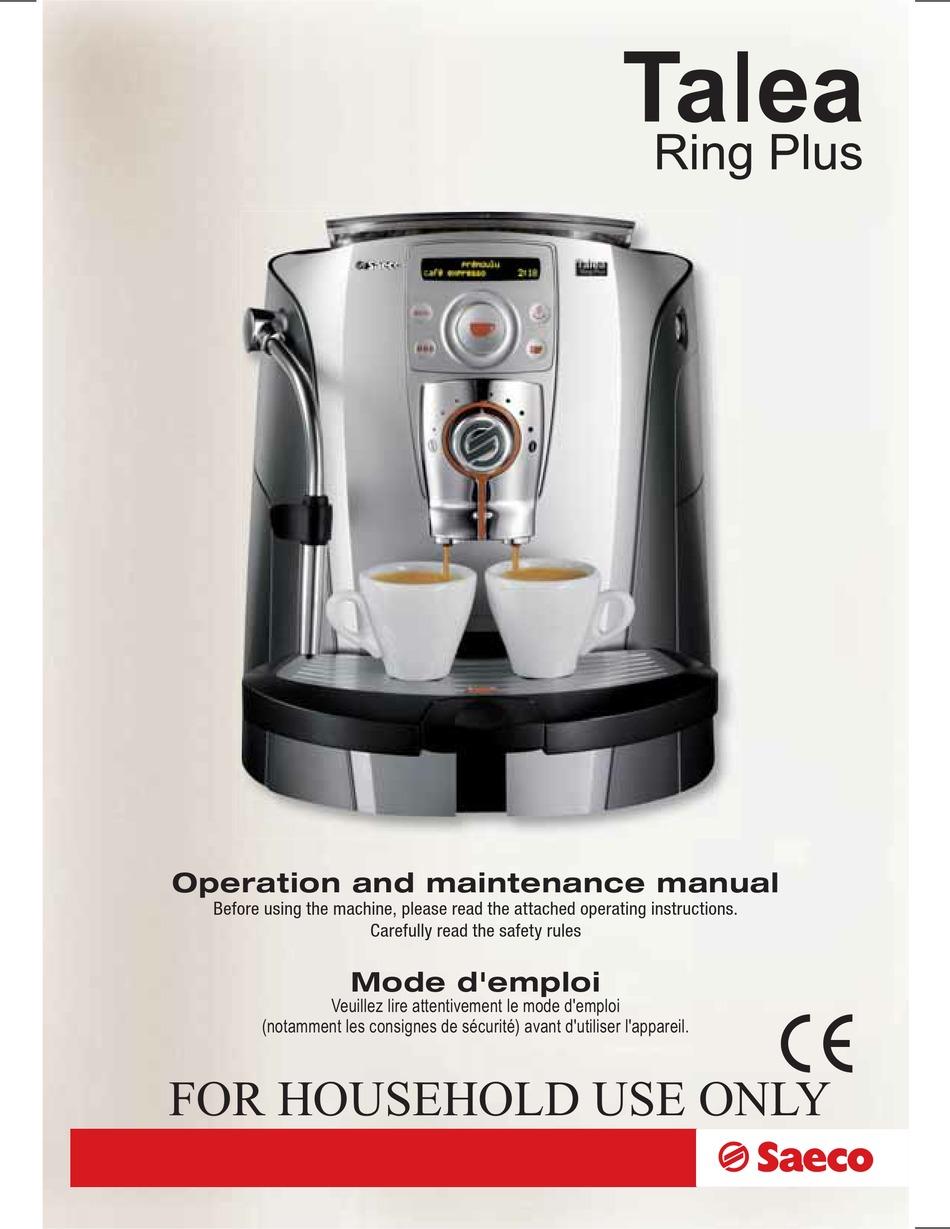 Interrupteur Pour Saeco Machine à Café Odea et Autres Talea