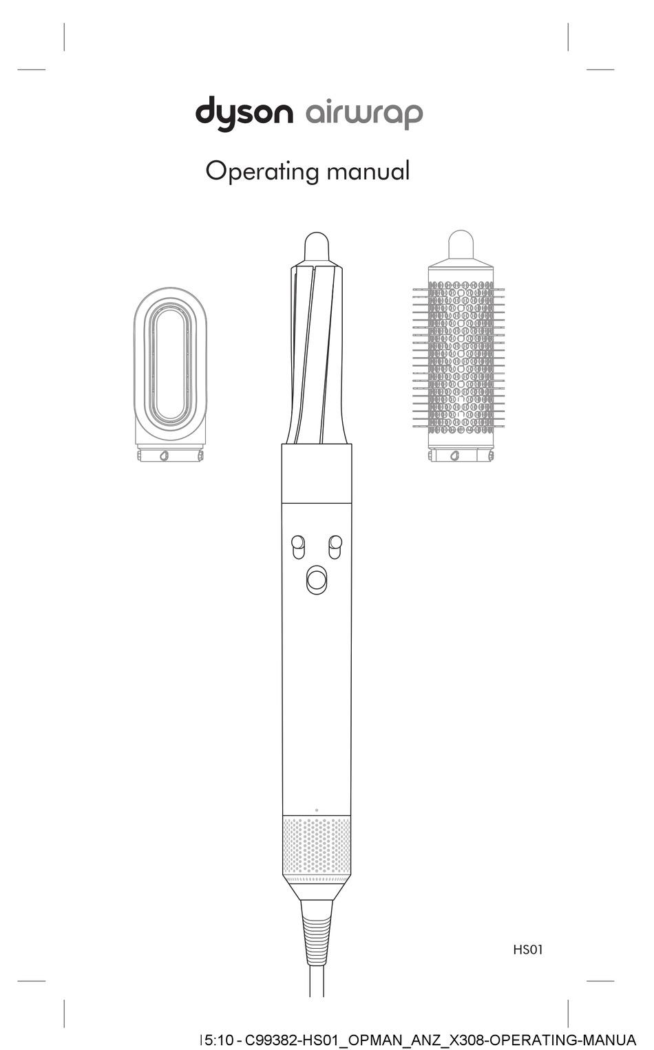 dyson dc08 manual pdf download