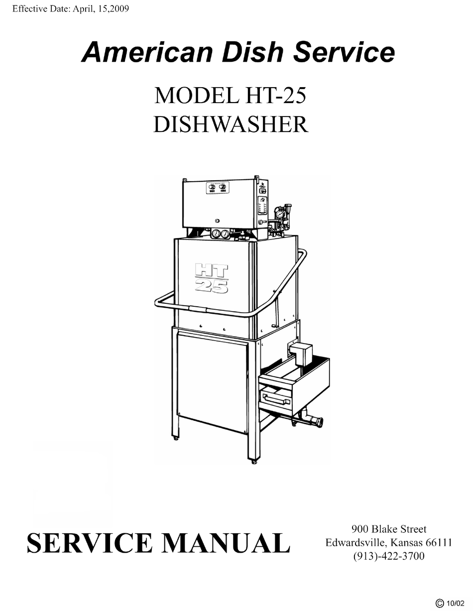 AMERICAN DISH SERVICE HT-25 SERVICE MANUAL Pdf Download   ManualsLib   Ads Dish Machine Wiring Diagram      ManualsLib