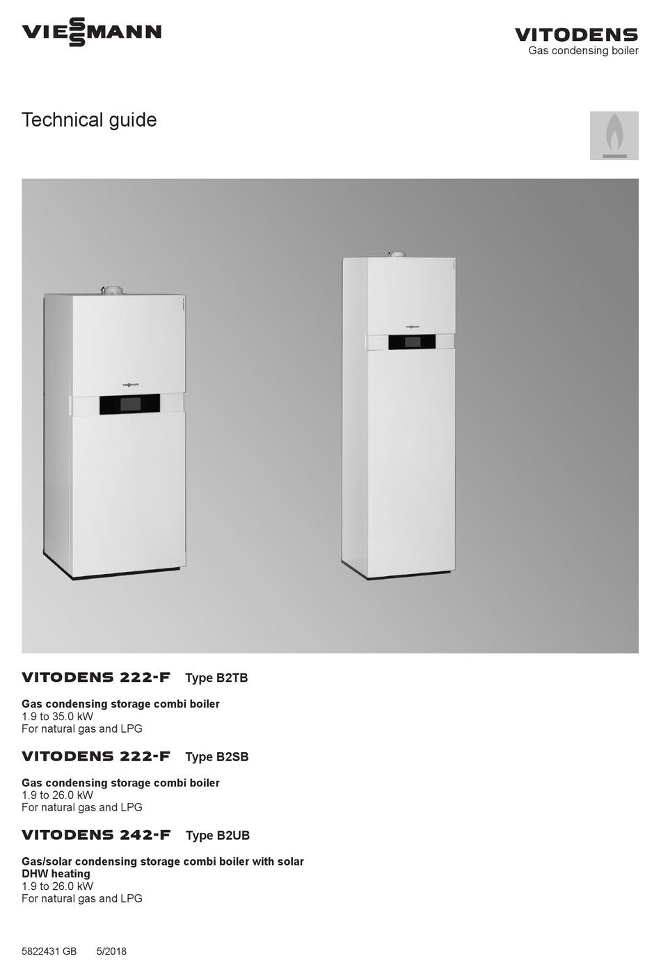 viessmann vitodens 050 manual pdf