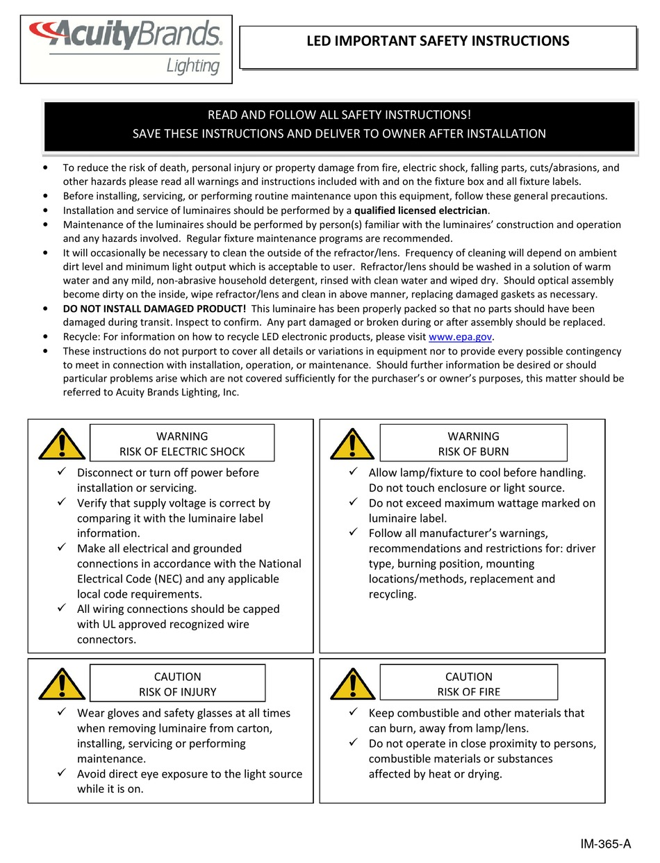 HOLOPHANE PREDATOR LED FLOOD MEDIUM INSTALLATION AND MAINTENANCE MANUAL Pdf  Download | ManualsLib | Holophane Predator Light Wiring Diagram |  | ManualsLib