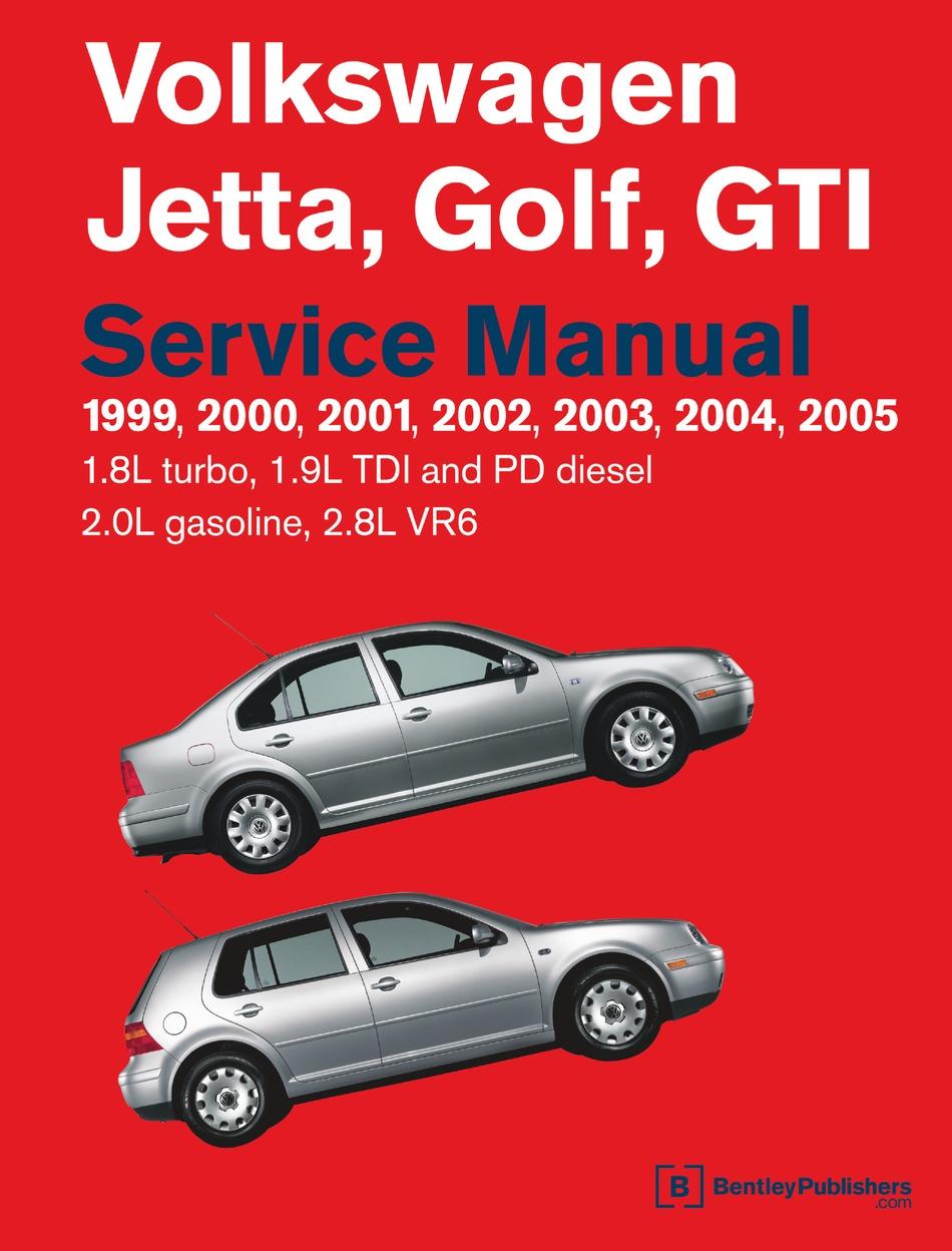 Volkswagen Golf 1999 Service Manual Pdf Download Manualslib