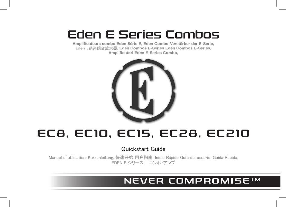 Eden E-Series Combo EC10