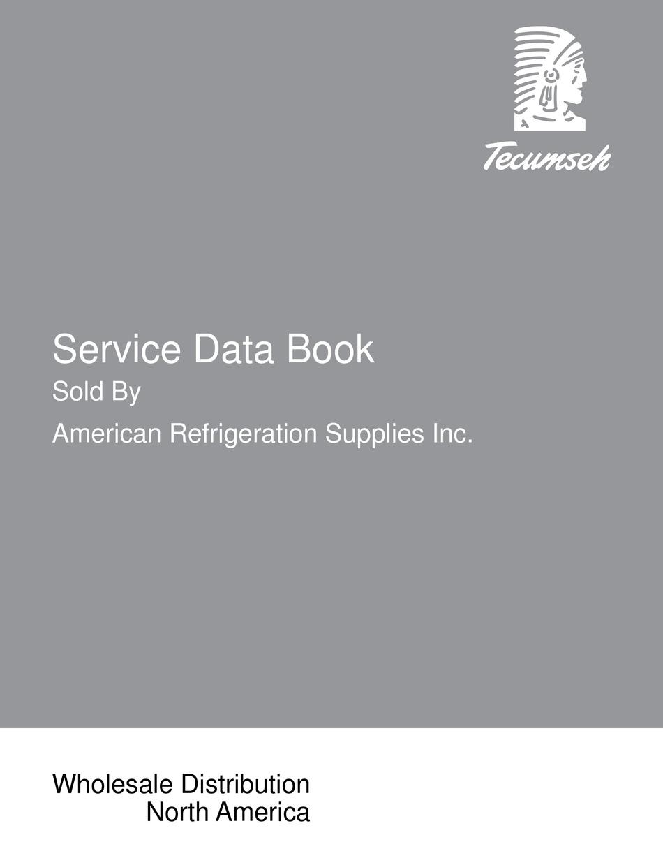 TECUMSEH AEA4440YXA SERVICE DATA BOOK Pdf Download | ManualsLib | Aea4440yxa Compressor Wiring Diagram |  | ManualsLib