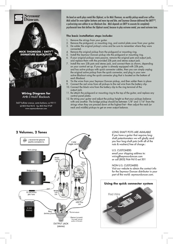 Duncan Ahb 3 Mickt Blackout Wiring