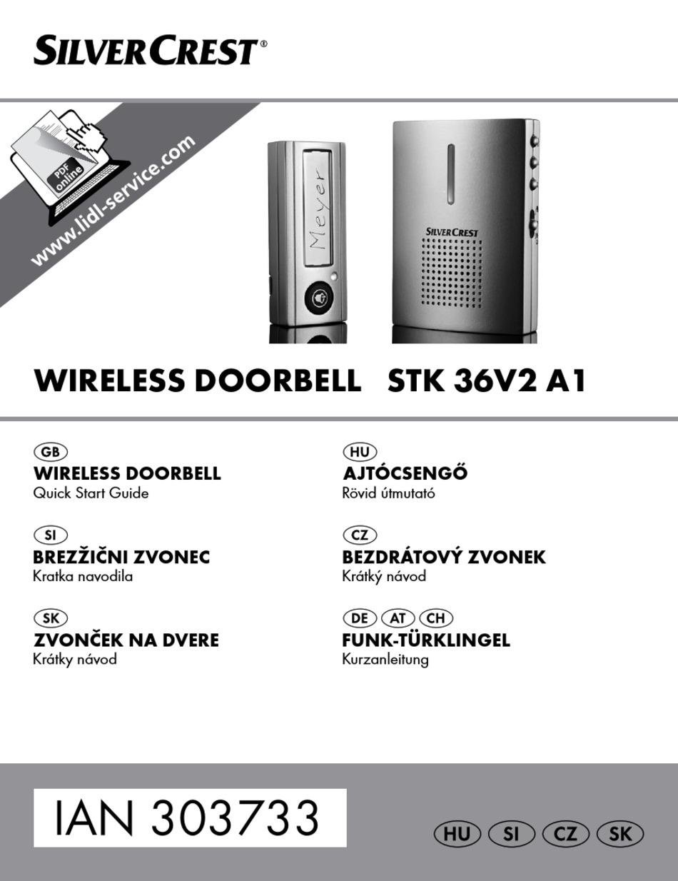 Funktürklingel STK 17 A1