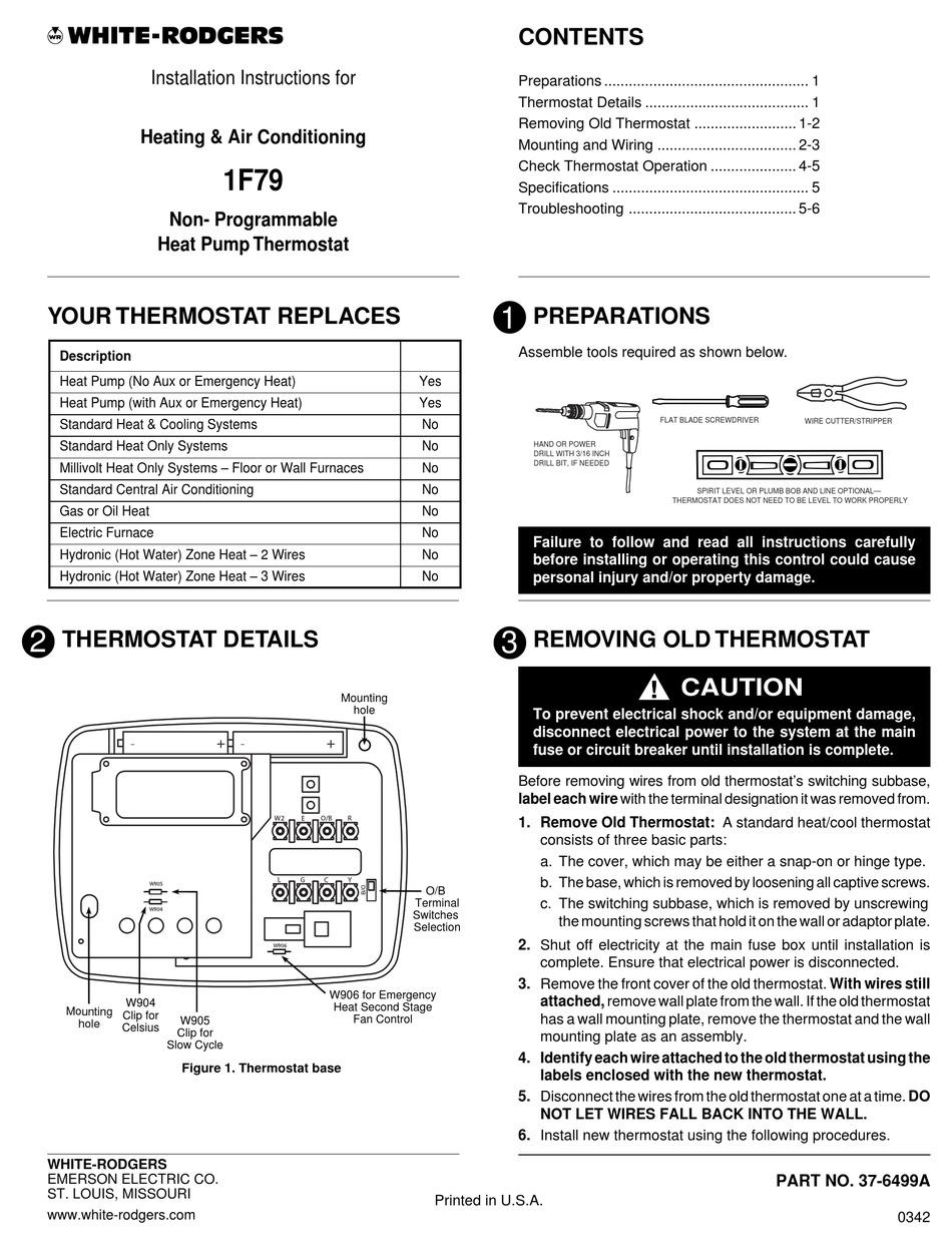 Dico Thermostat Wiring Diagram from data2.manualslib.com