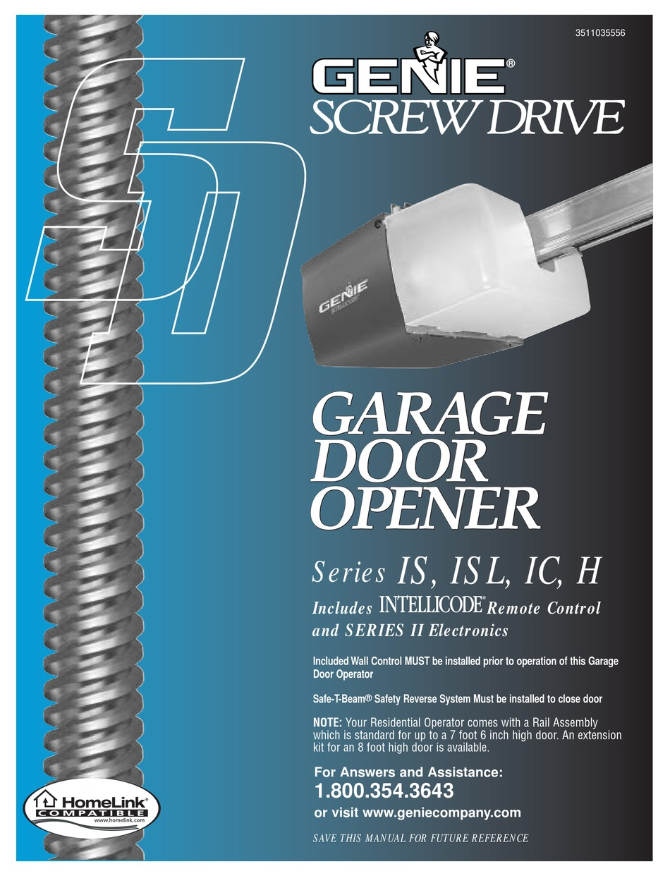 Genie Drive User Manual Pdf
