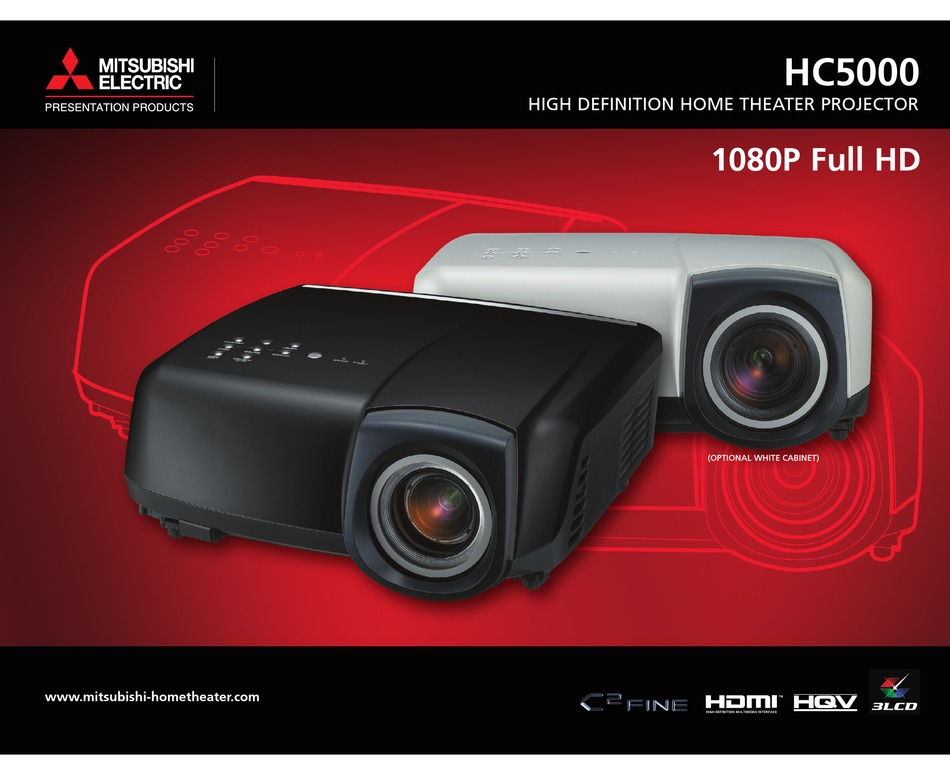 Mitsubishi Electric Hc5000 Specifications Pdf Download Manualslib