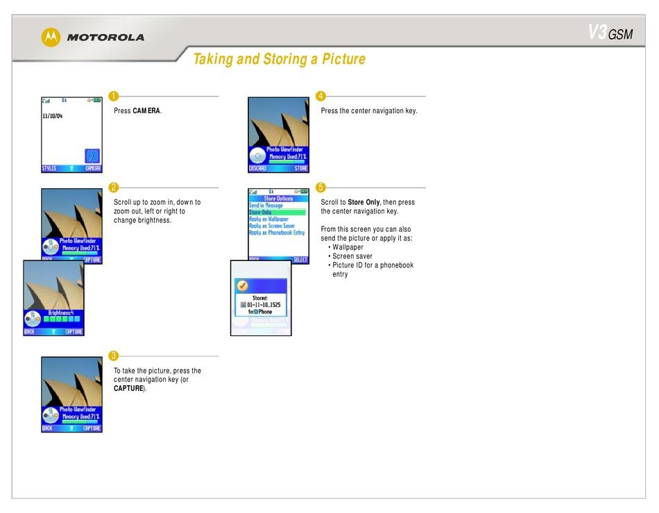 Motorola Razr V3 User Manual Pdf Download Manualslib