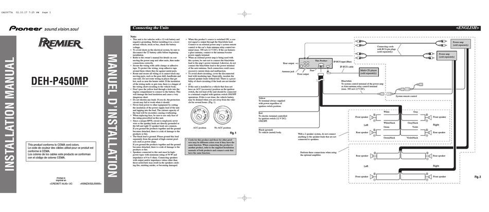 DEH-P4600MP NEW CAR STEREO REMOTE CONTROL for PIONEER DEH-P4500MP
