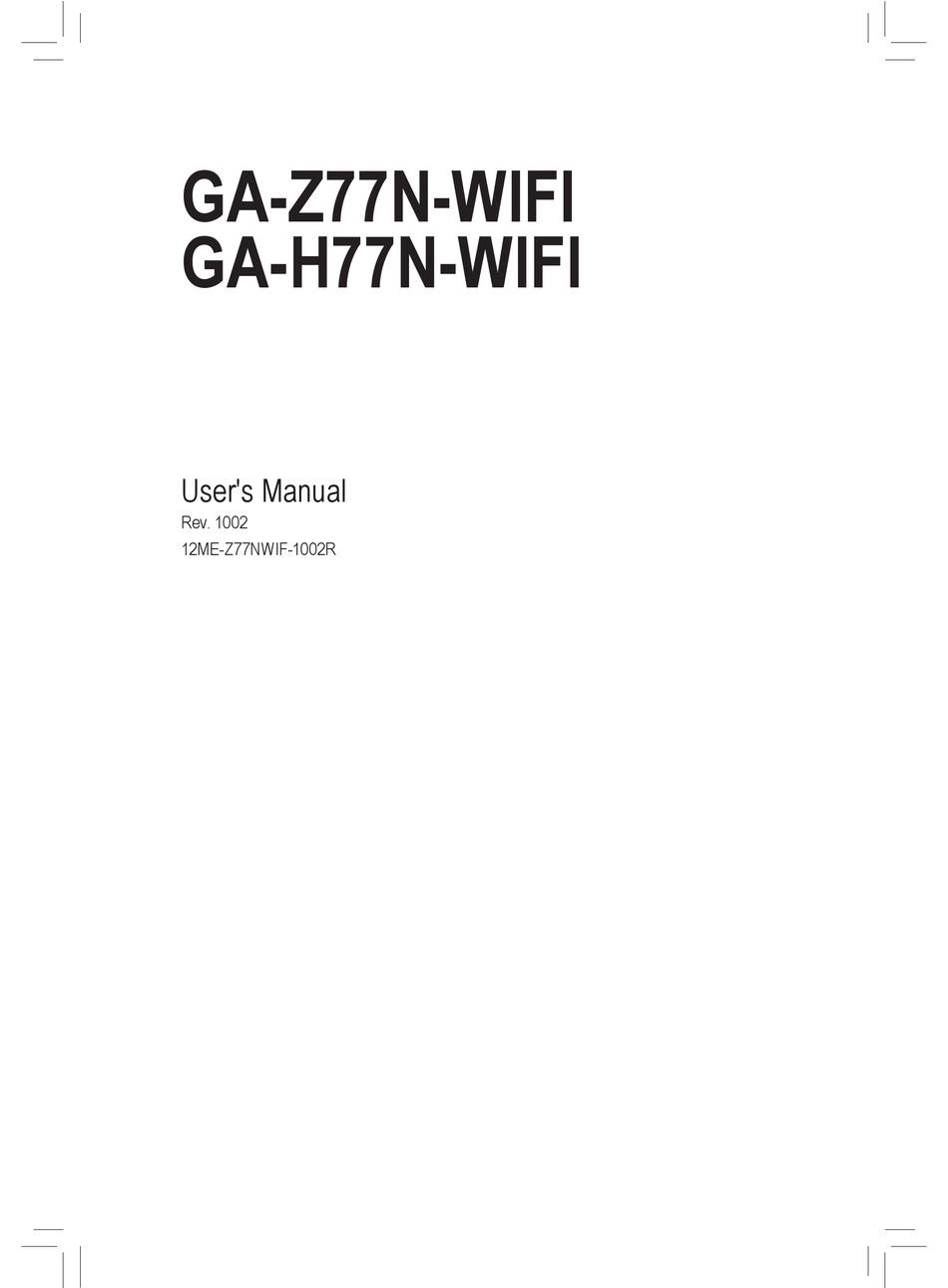 A wifi g