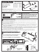 American Standard Ariana Pivoting Toilet Paper Holder 6090 Installation Instructions