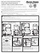 American Standard FloWise 2479.216 Installation Instructions