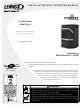 Lennox Hearth Products Winslow (PS40) Installation And Operation Manual