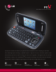LG MESSAGING PHONE Owner's Manual