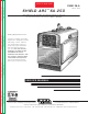 Lincoln Electric SHIELD-ARC SVM128-A Service Manual