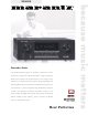 Marantz SR4200 User Manual